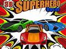 3D Superhero Racer