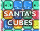 Santa Cubes