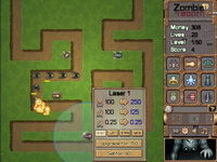 Zombie Tower Defense: Reb…