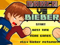 Barca vs Bieber