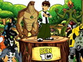 Ben 10 Hidden Objects