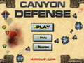 Canyon Defense