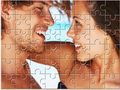 Couple Kissing Jigsaw Puz…
