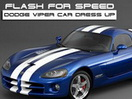 Dodge Viper Car Dress-up