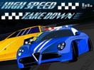 High Speed Takedown