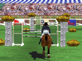 Horse Jumping Obstacles 3D