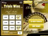 Triple Wins Jackpot
