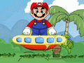 Mario UFO: Princess Protection
