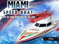 Miami Speedboat