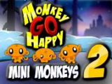 Monkey GO Happy Mini-Monkeys 2