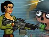 Nora vs Zombies