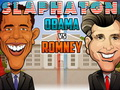 Obama vs Romney Slap…