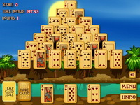 Pyramid Solitaire: Ancien…