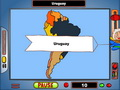 Geography Game - South Am…