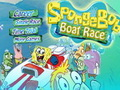 Spongebob Boat Race