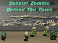 Subsist Zombie: Defend Th…