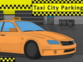 Taxi City Parking