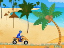 Tropical ATV Race