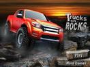 Trucks On Rocks