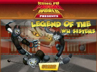 Kung Fu Panda: Legend of the Wu Sisters
