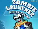 Zombie Launcher Winter Season