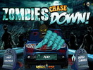 Zombies Chase Down